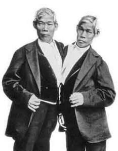 Los gemelos Chan y Eng