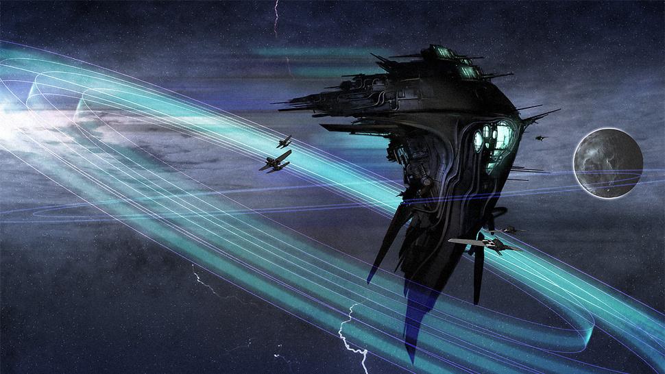solar system alien concept - photo #41