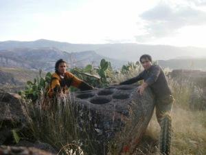 cultura wari, perú