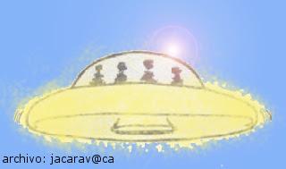 El objeto observado por Toribio Pereira era de color dorado con una gran cúpula cristalina en su parte superior.