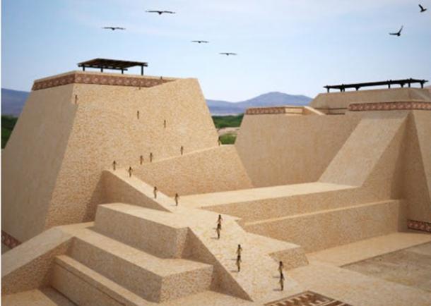 Mochican-tomb-complex-of-Huaca-Rajada-Peru