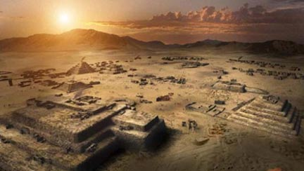 The-pyramid-city-of-Caral