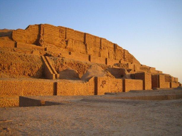 choga2 - El Zigurat de Chogha Zanbil