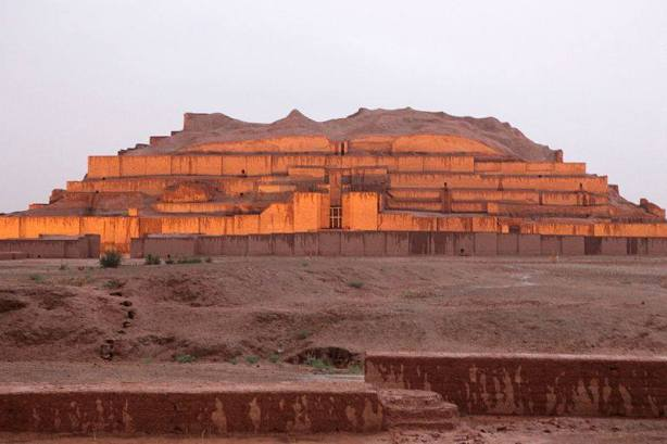chogazanbil - El Zigurat de Chogha Zanbil