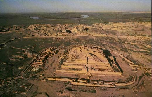 chogazanbil1 - El Zigurat de Chogha Zanbil