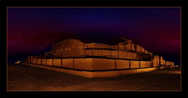 chogha zanbil3 - El Zigurat de Chogha Zanbil
