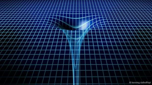 El campo gravitatorio se vuelve tan fuerte que ni siquiera la luz puede escapar de él.