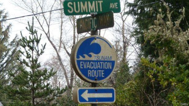 La costa noroeste de EE.UU. carece de refugios verticales en los que la población se pueda refugiar en caso de tsunami.
