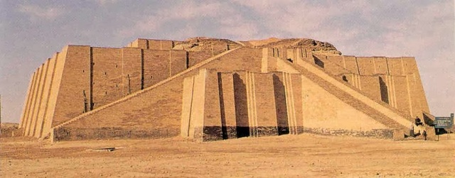 zigurat-ur-irak